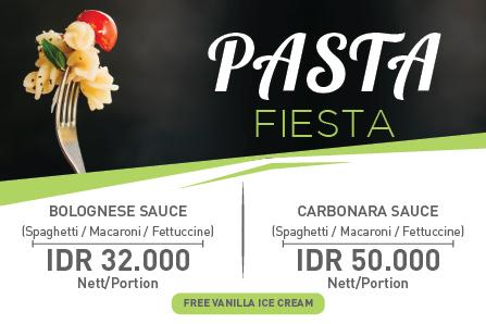 Pasta Fiesta