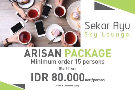 Arisan Package