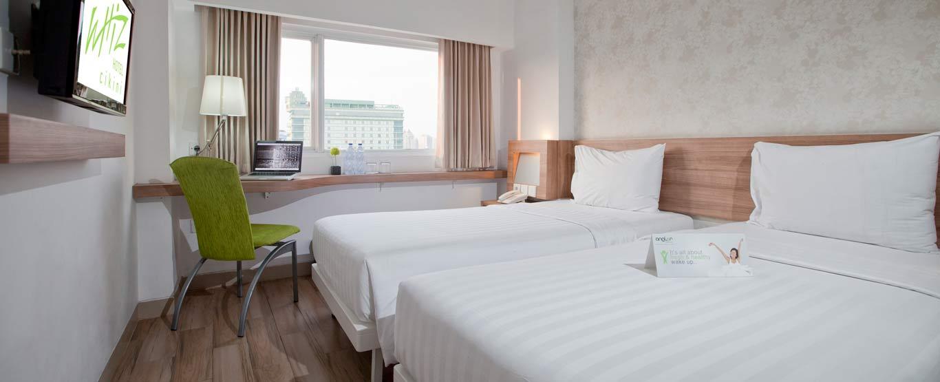 Whiz Hotel Cikini Jakarta By Intiwhiz International