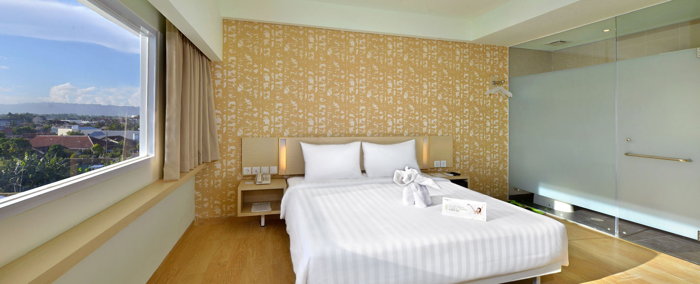 Whiz Hotel Sudirman Cilacap By Intiwhiz International Pop  Surabaya