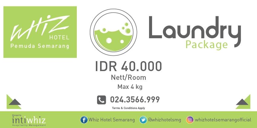 Whiz Hotel Pemuda Semarang By Intiwhiz International