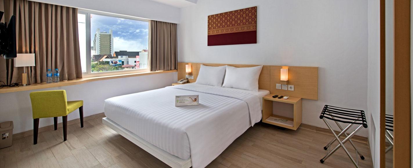 Whiz Hotel Sudirman Pekanbaru By Intiwhiz International