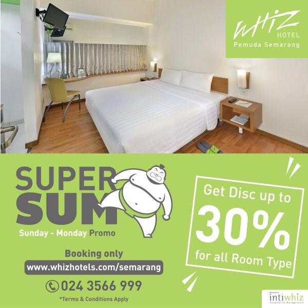 Super SuMo (Sunday Monday Promo)